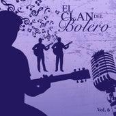 El Clan del Bolero Vol. 6 by Various Artists