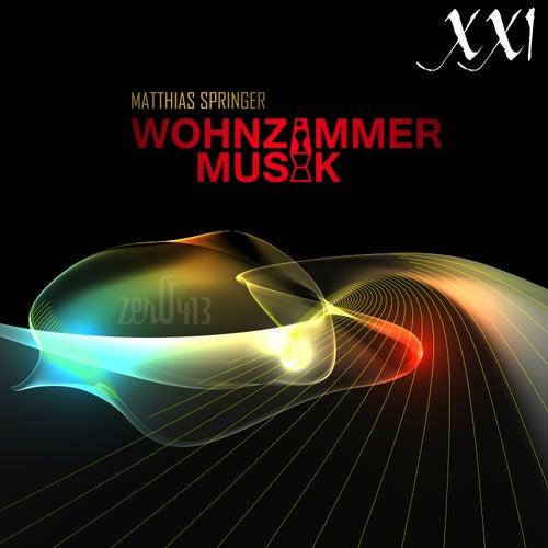 Wohnzimmermusik by Matthias Springer