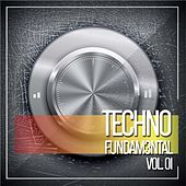 Techno Fundam3ntal 01 de Various Artists