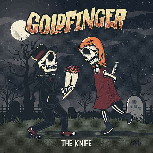 The Knife by Goldfinger