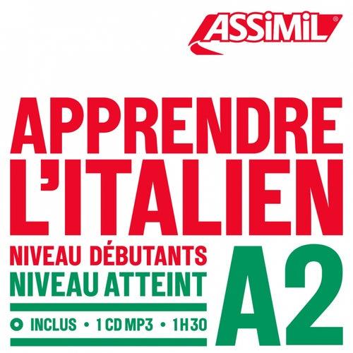 Apprendre l'italien by Assimil
