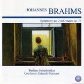 Brahms: Symphony No. 2 in D Major, Op. 73 by Eduardo Marturet