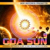 Goa Sun v.9: Progressive & PsyTrance Presented by Pulsar, Axell Astrid, Random & Dr. Spook by Various Artists