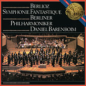 Berlioz: Symphonie fantastique, Op. 14, H 48 & Strauss: Burleske for Piano and Orchestra in D Minor, TrV 145 de Daniel Barenboim