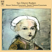 Mozart: Sinfonia concertante in E-Flat Major, K. 364 & Stamitz: Sinfonia concertante in D Major de Daniel Barenboim