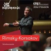 Rimsky-Korsakov: Scheherazade von New York Philharmonic