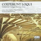 Coeperunt Loqui by Alexander Ffinch