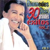 30 Grandes Éxitos Vol. 2 de Diomedes Diaz