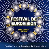 Festival de eurovisión (1956 - 1966) von Various Artists
