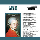 Mozart Strings by Various Artists