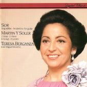 Sor: 12 Seguidillas; Andantino / Soler: 7 Canzonette; 2 Arias from Una cosa rara by Various Artists
