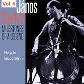Milestones of a Legend - Janos Starker, Vol. 6 by Janos Starker