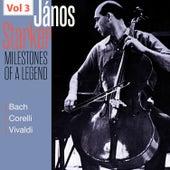 Milestones of a Legend - Janos Starker, Vol. 3 by Janos Starker