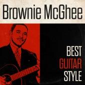Best Guitar Style by Brownie McGhee