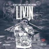 Livin' (feat. Quavo, Skippa Da Flippa & Mo Buck$) by Lost God