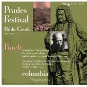 Bach: Sonata No. 3, BWV 1029, Chromatic Fantasia and Fugue, BWV 903 & Italian Concerto, BWV 971, Cappricio, BWV 992 & Toccata, BWV 914 von Rudolf Serkin