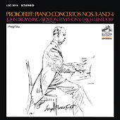 Prokofiev: Piano Concerto No. 3 in C Major, Op.26 & Piano Concerto No. 4 in B-Flat Major, Op. 53 by John Browning