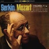 Mozart: Piano Concerto No. 20 in D Minor, K. 466 & Piano Concerto No. 11 in F Major, K. 413 von Rudolf Serkin