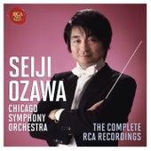 Seiji Ozawa & The Chicago Symphony Orchestra - The Complete RCA Recordings by Seiji Ozawa