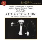 Humperdinck - Mozart - Rossini - Smetana - Verdi - Weber: Overtures by Arturo Toscanini