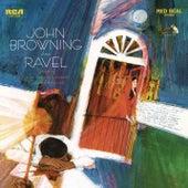 Ravel: Sonatine, M. 40 & Le tombeau de Couperin, M. 68 & Gaspard de la nuit, M. 55 by John Browning