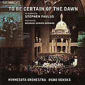 To Be Certain of the Dawn by Various Artists