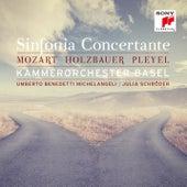 Mozart, Holzbauer & Pleyel: Sinfonia Concertante von Kammerorchester Basel