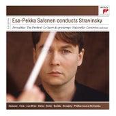 Esa-Pekka Salonen Conducts Stravinsky von Esa-Pekka Salonen