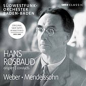 Weber & Mendelssohn: Orchestral Works de Various Artists