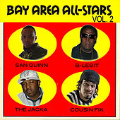 Bay Area All Stars Vol. 2 von Various Artists