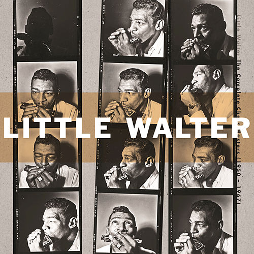The Complete Chess Masters (1950 - 1967) by Little Walter