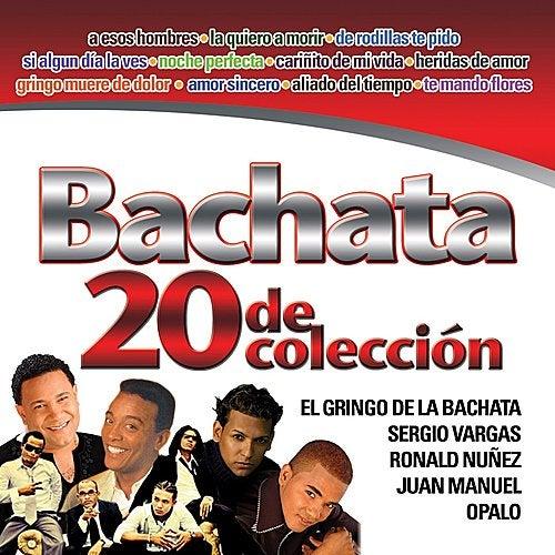 Bachata - 20 de Coleccion by Various Artists