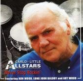 Never Stop Rockin' by CARLO LITTLE ALLSTARS