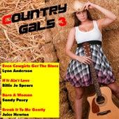 Country Gals, Vol. 3 de Various Artists
