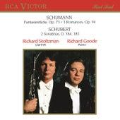Stoltzman Plays Schumann & Schubert by Richard Goode