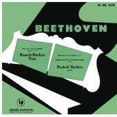 Beethoven: Piano Trio in D Major, Op. 70 No. 1