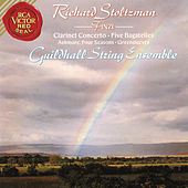 Finzi: Bagatelles, Op. 23 & Clarinet Concerto in C-Minor, Op. 31 & Ashmore: Four Seasons de Richard Stoltzman
