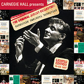 The Original Jacket Collection - Carnegie Hall Presents: Bernstein Conducts Bernstein de Leonard Bernstein