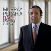 Bach: Partitas Nos. 2, 3 & 4 von Murray Perahia
