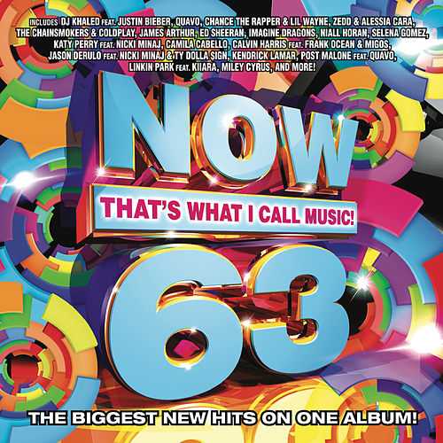 NOW That's What I Call Music, Vol. 63 by Various Artists