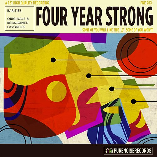 Some of You Will Like This, Some of You Won't von Four Year Strong