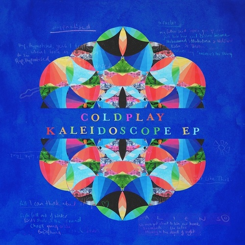 Kaleidoscope EP von Coldplay