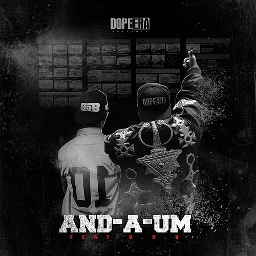 And-A-Um (feat. B.o.B) by Mistah F.A.B.