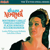 Bellini: Norma Gesamtaufnahme von Plácido Domingo