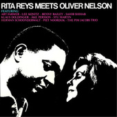 Rita Reys Meets Oliver Nelson von Various Artists