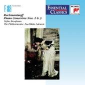 Rachmaninov: Piano Concertos Nos. 2 & 3 von Esa-Pekka Salonen