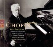 Rubinstein Collection, Vol. 69: All Chopin: Concerto No. 2, Fantasia on Polish Airs, Andante spianato & Grande Polonaise by Arthur Rubinstein