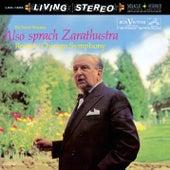 Strauss: Also sprach Zarathustra; Ein Heldenleben de Fritz Reiner