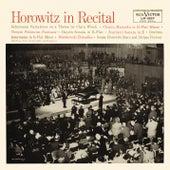 Horowitz in Recital by Vladimir Horowitz