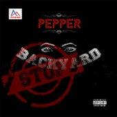 Backyard by Pepper